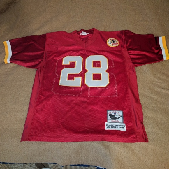 hot sale online ace48 afdbf Washington Redskins #28 Darrell Green